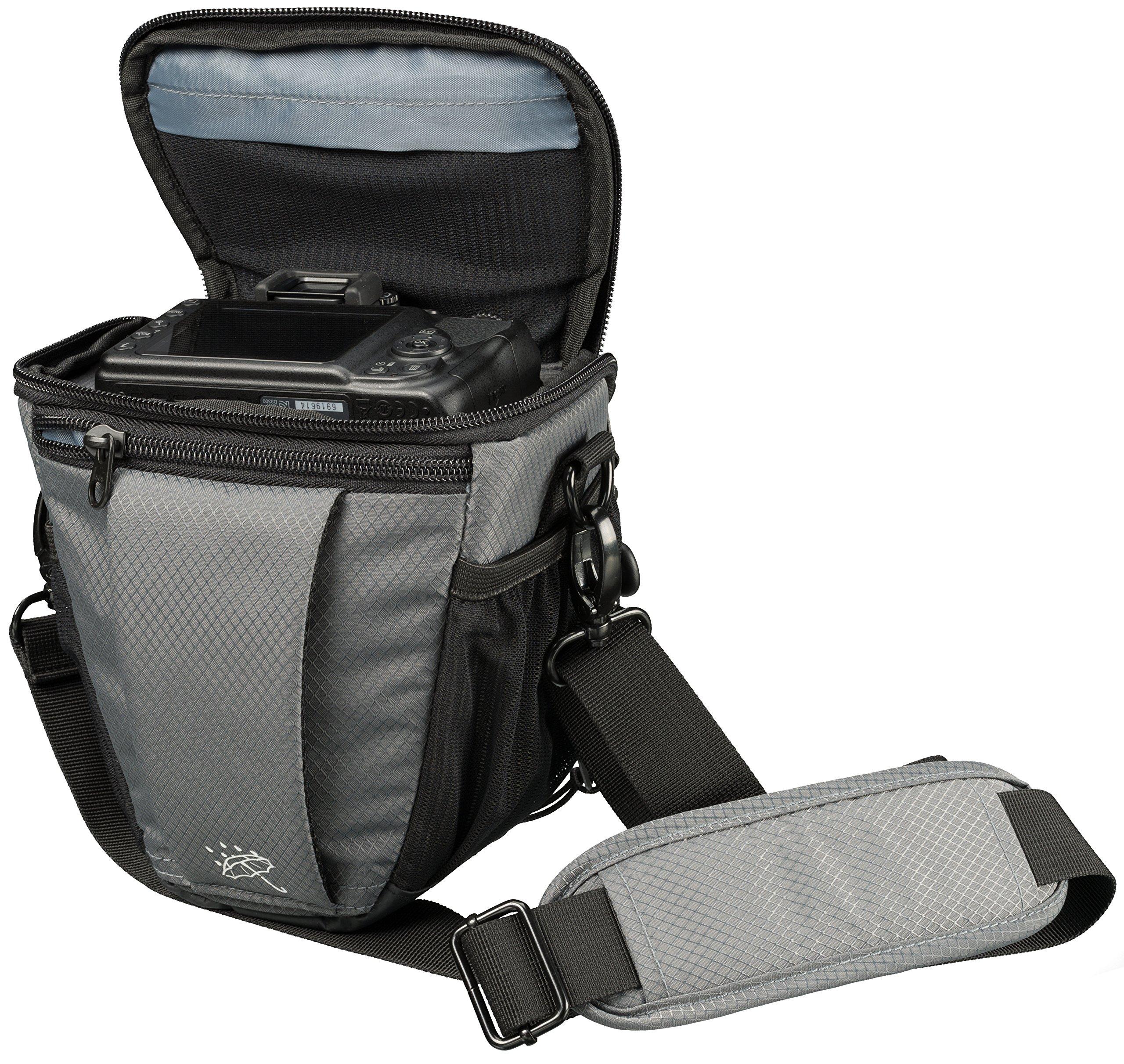 Bresser 相机背包3620001 SLR Tasche 灰色