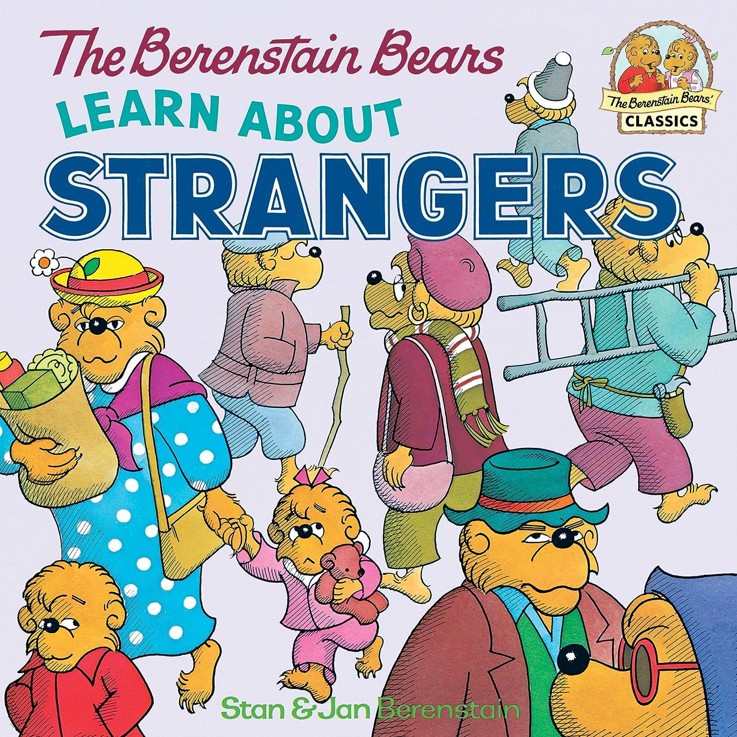 従順女王呼び出すThe Berenstain Bears Learn About Strangers (First Time Books(R)) (English Edition)