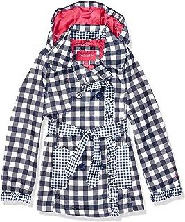London Fog Girls Lightweight Trench Coat