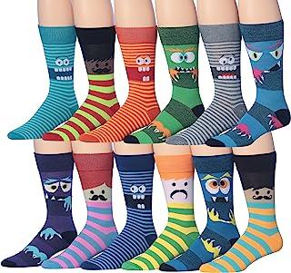 Glacier Abstract Socks Fun Socks Cool Socks Crew Socks Unique Socks Funky Socks Mens Socks Socks for her Socks for him