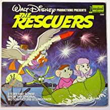 Walt Disney Production Presents THE RESCUERS