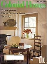 Colonial Homes {Volume 19, Number 3, June 1993}