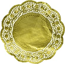 Amscan Round Doilies Party Supply