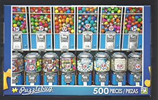 puzzlebug Row of Sweet Machines 500 Pieces