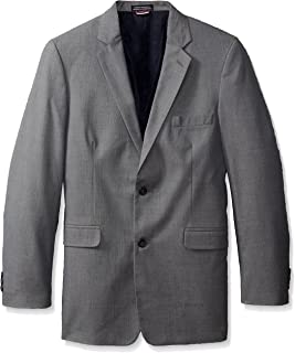 Tommy Hilfiger (トミーヒルフィガー) ボーイズ シャークスキン スーツ ジャケット
