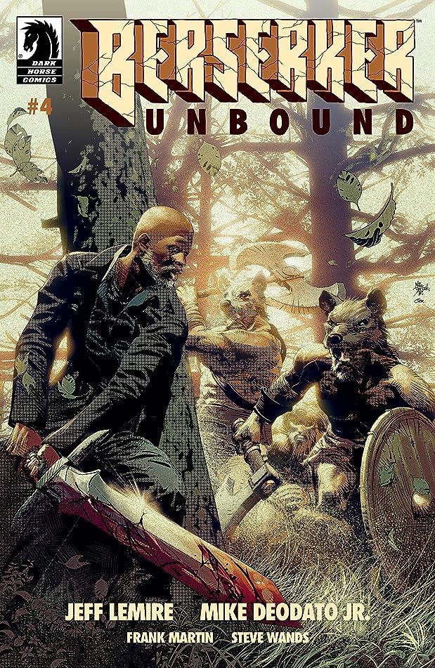 旅行旋律的戦いBerserker Unbound #4 (English Edition)
