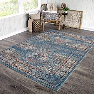 Orian Rugs Bali Indoor/Outdoor Diamonds Direct Area Rug, 5'3
