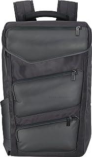 Asus Triton - Mochila para Ordenador Portátil (hasta 16Pulgadas, Impermeable, Muchos Bolsillos, Compartimento de Seguridad), Color Negro