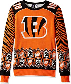 NFL Player Name and Number Ugly Sweater