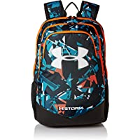 Under Armour Boy's Storm Scrimmage Backpack (Deceit / Black)