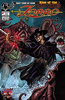 Zorro: Rise of the Old Gods #4 (English Edition)