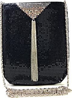 Women's metal mesh evening purse for Cocktail Party Prom Wedding Banquet