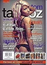 CUSTOM TATTOOZ Magazine - Issue 24. 2012.