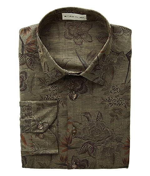 Etro Safari Floral Shirt