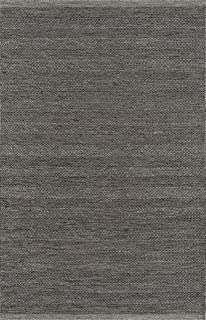 Momeni Rugs MESA0MES-2SMO3656 Mesa Collection, 100% Wool Hand Woven Flatweave Transitional Area Rug, 3'6