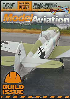 Model Aviation: Articles- Build a Messerschmitt Bf 109; Build a FF E Duster Biplane; Race to Break the Sound barrier in models; The Keystone Bomber; A CL-inspired Flying Saucer