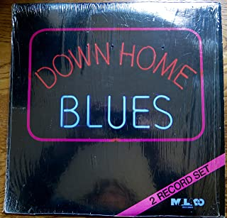 Down Home Blues ( Various Artists) 2 Record Set