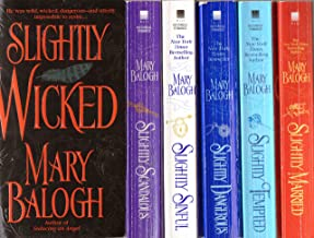Slightly Series: Sinful, Scandalous, Wicked, Married, Tempted, & Dangerous