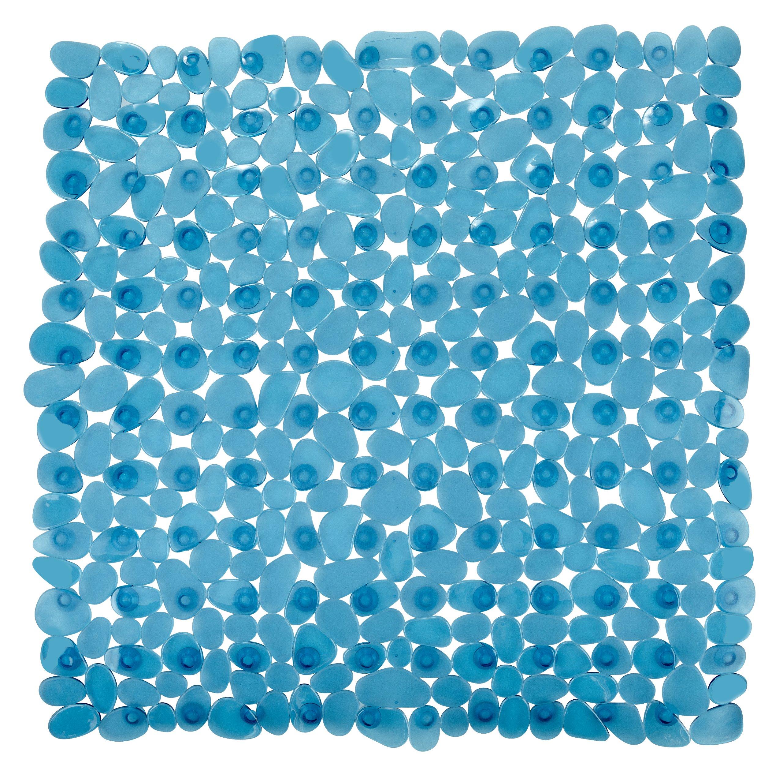 WENKO 17 Shower Inlay 17 x 17 cm Paradise Petrol Blue