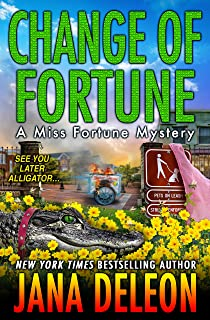 Change of Fortune (Miss Fortune Mysteries Book 11)