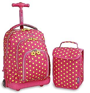 jworld lollipop rolling backpack