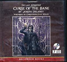 Curse of the Bane by Joseph Delaney Unabridged CD Audiobook (The Last Appentice)