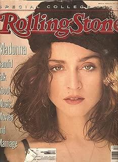 madonna rolling stone 1989