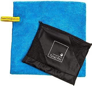 custom dog towel