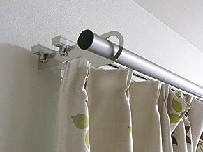 室内物干し掛け MOTTA カーテンレール コンパクト 省スペース 簡単取付 シンプル 花粉症対策 PM2.5 梅雨 対策