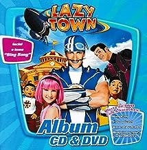 Lazy Town [CD+DVD]