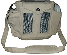Carry Bag for Inogen One G3 and Oxygo Portable Oxygen with Pockets for Keys, Wallet, Cords & More! Inogen Accessories/o2totes/Tan