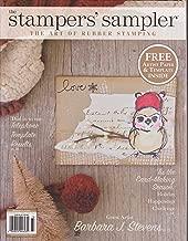 Stampers Sampler Magazine October/November/December 2017
