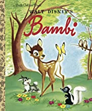 Bambi (Disney Classic) (Little Golden Book)