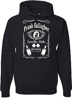 Frank Gallagher Saint Patrick's Day Unisex Hooded Sweatshirt