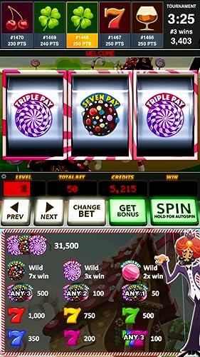 『All Vegas Slots』の6枚目の画像