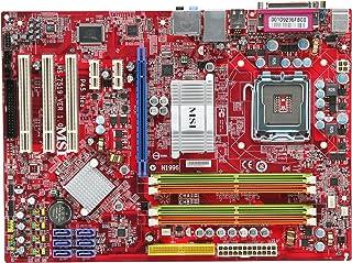 MSI P45 Neo-F Motherboard Core 2 Extreme Socket 775 Intel P45 ATX SATA Gigabit LAN