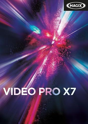 MAGIX Video Pro X7 [Téléchargement]