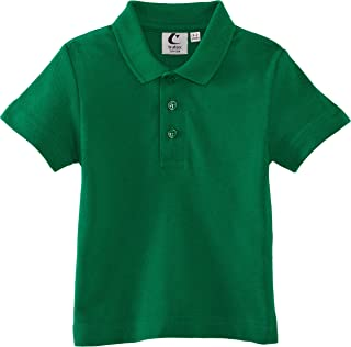 9a5a0442a1f145 Eligible for FREE Delivery. Trutex Limited Boy's Short Sleeve Plain Polo  Shirt