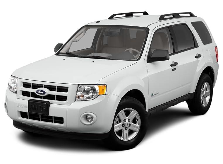 White Ford Escape >> 2012 Ford Escape