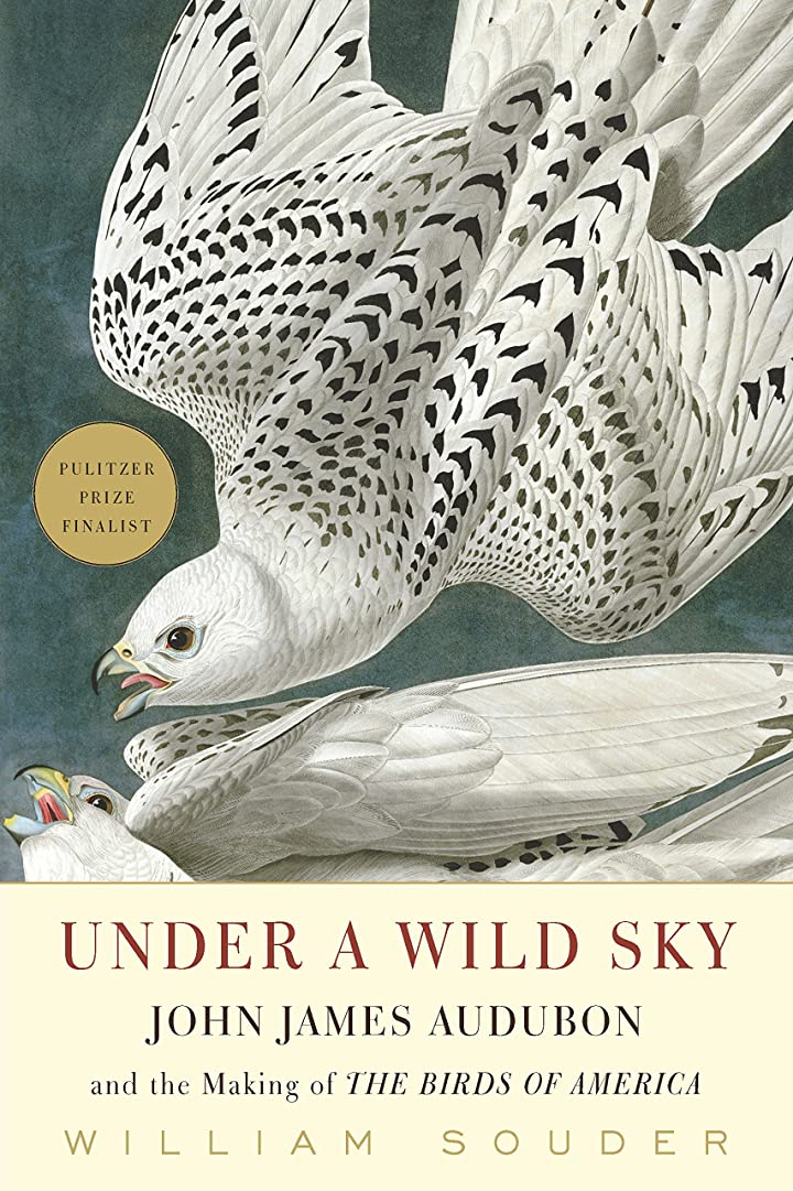リアルコーナードメインUnder a Wild Sky: John James Audubon and the Making of the Birds of America (English Edition)