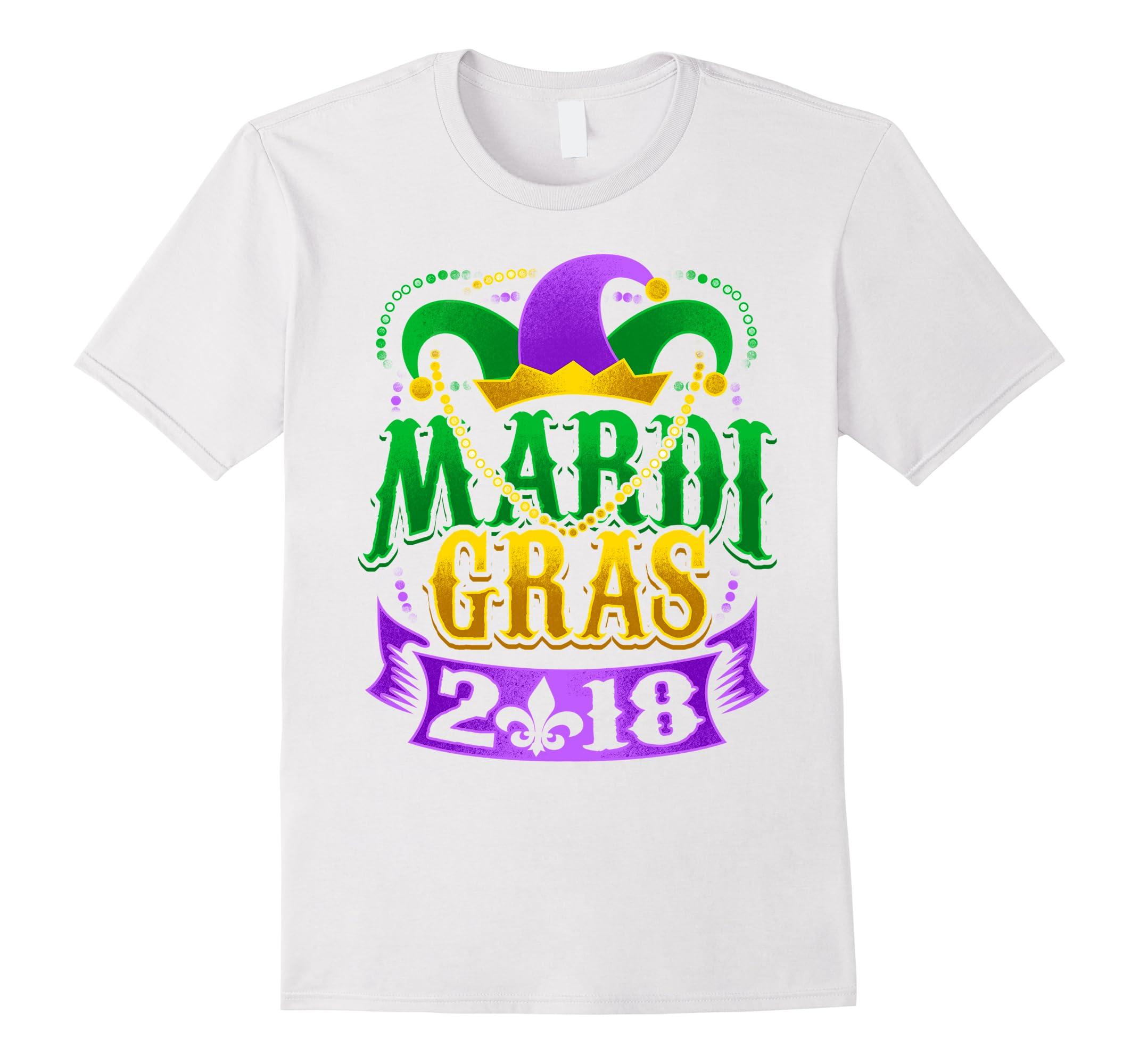 85ebc67af Mardi Gras Rugby Shirt Long Sleeve White