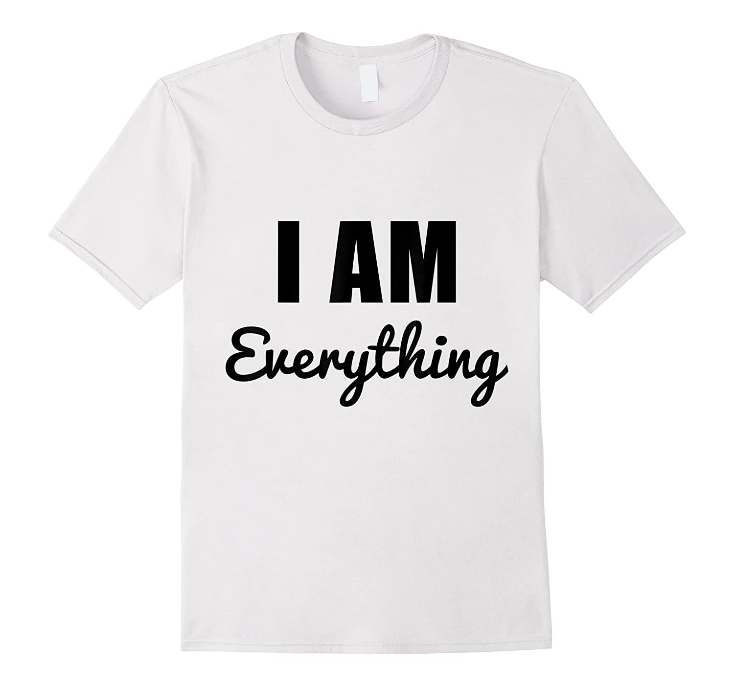 Funny Couples Gifts For Him Her Set I Am Everything Shirts