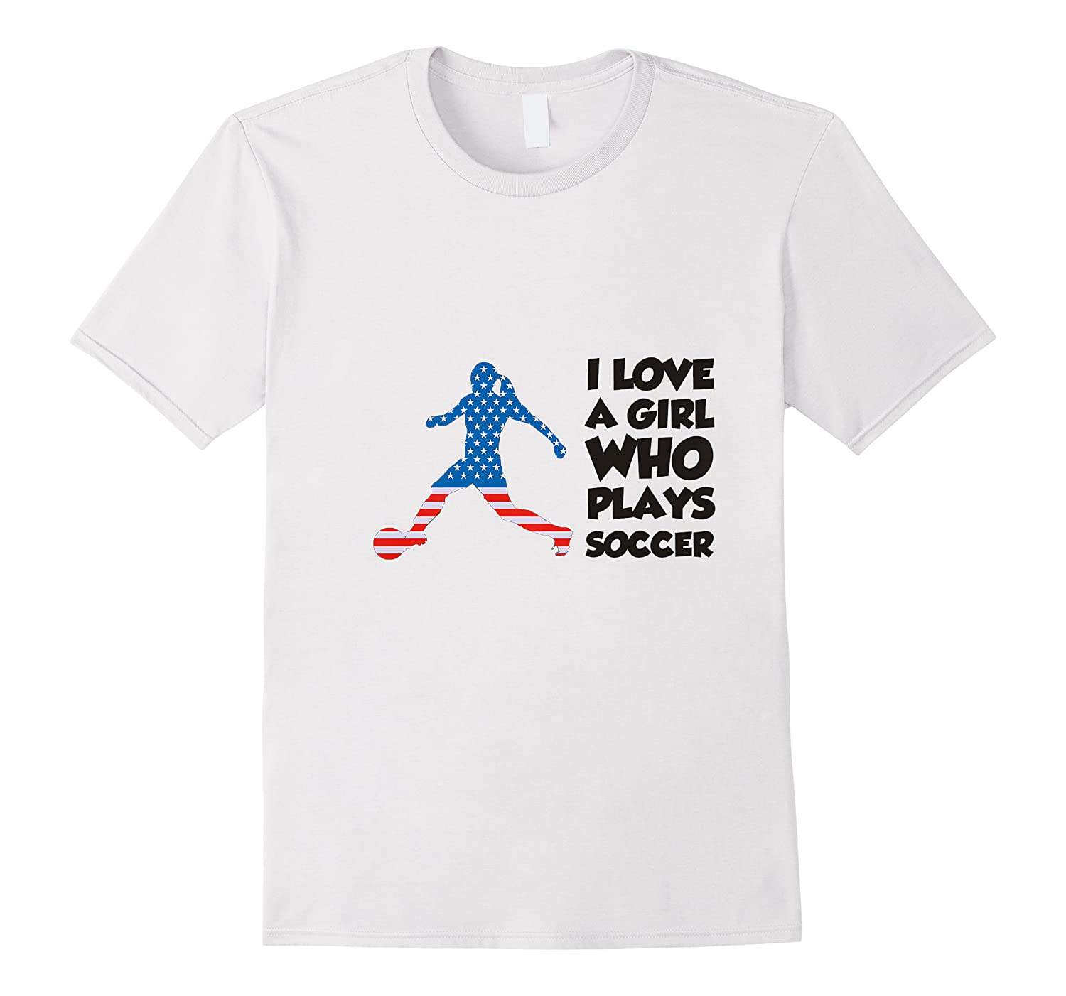 Soccer T-shirt For With Quote