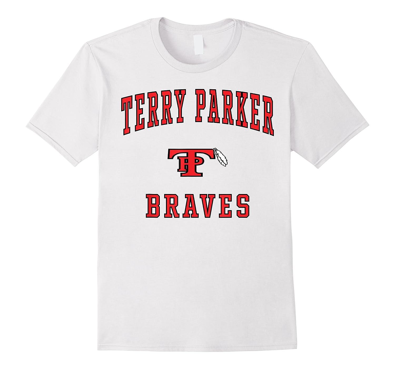 Terry Parker High School Braves T-shirt