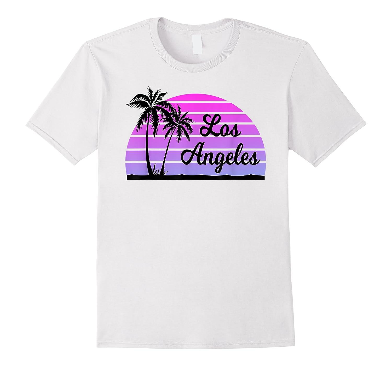 Souvenirs Sun Palm Trees California Beach Shirts