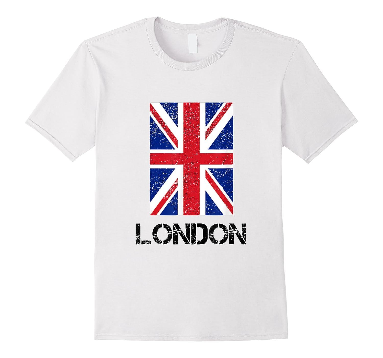 London, England Union Jack Shirts