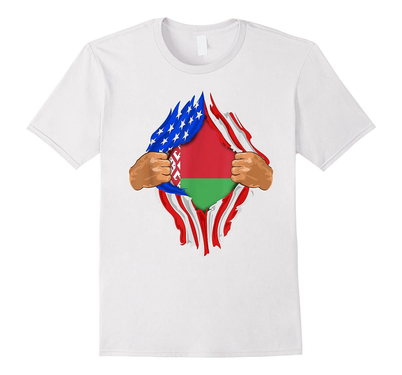 Belarusian Blood Inside Me Belarus Flag Gift Shirts