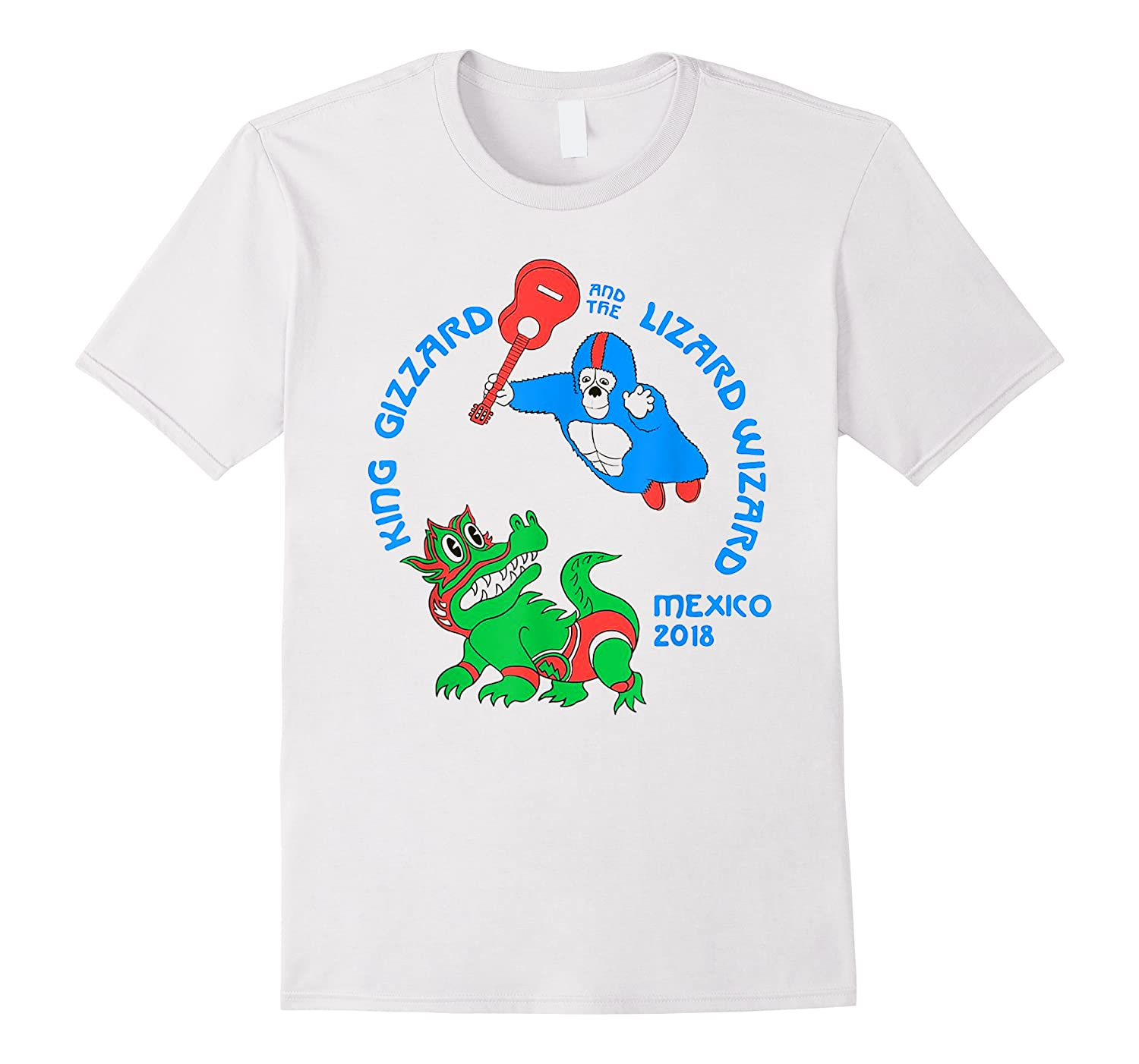 King Gizzard And The Lizard Wizard Shirts