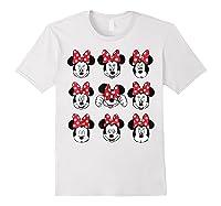 Disney Minnie Rock The Dots Oh My Minnie T-shirt White