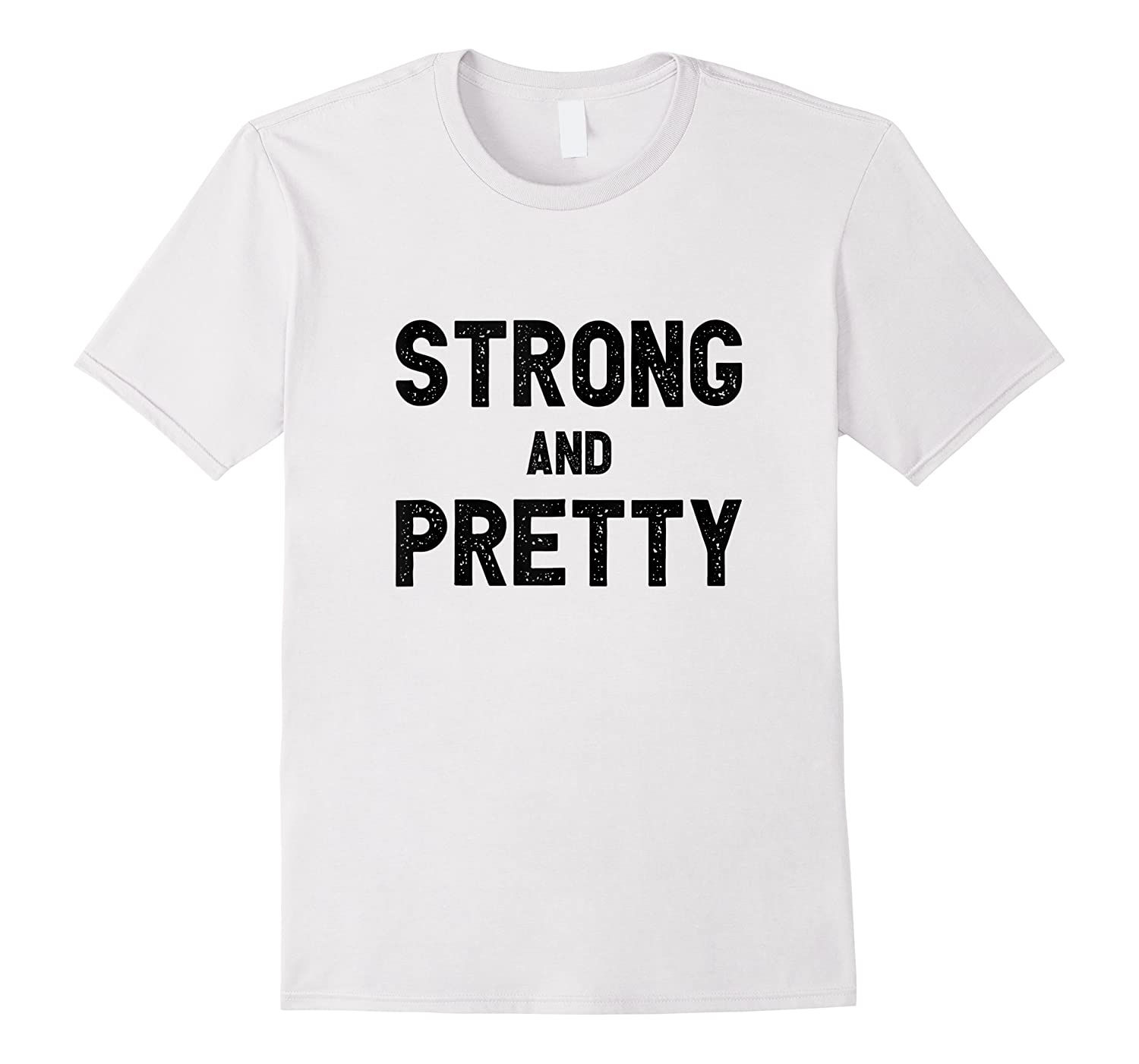 Strong And Pretty Workout Shirts